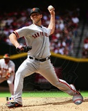 Madison Bumgarner 2012 Action Photo