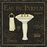 Bain De Luxe III Affiche par Daphne Brissonnet