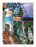 Architectural Fantasy I Limited Edition by Stephen Donwerth