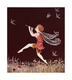 Fairy Boy Premium Giclee Print by  Marygold