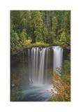 Koosah Falls Limited Edition by Donald Paulson