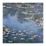 Water Lilies, 1906 Giclée-Premiumdruck von Claude Monet