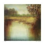 Misty Land Giclée-Druck von Elise Remender