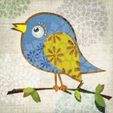 Chirpy Print by Tandi Venter