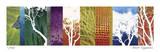 Trees of the Sierra II Edition limitée par M.J. Lew
