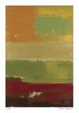Color Field V Giclee Print by David Morico