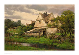 The Dovecote, Cotswold, England Prints by Bruce Cheever