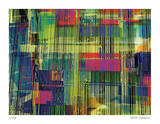 Line Abstract Giclee Print by Stephen Donwerth