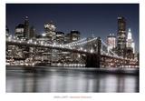 Manhattan Reflections Art by Jorge Llovet