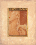 The North Wind Premium Giclee Print by Frederick Cayley Robinson