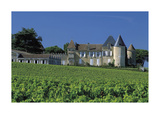 Chateau D&#39;Yquem, Sauternes, France Premium Giclee Print by Mick Rock
