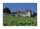 Chateau D'Yquem, Sauternes, France Premium Giclee Print by Mick Rock