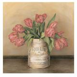 Royal Tulips Prints by Cristin Atria