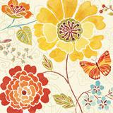 Spice Bouquet III Print by Daphne Brissonnet