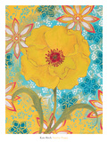 Sunrise Poppy Prints by Kate Birch