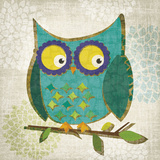 Who&#39;s Hoo I Poster by Tandi Venter