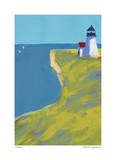 Harbor Lighthouse Giclee Print by Gale McKee