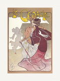 Gaiety Girls, Le Cenacle Premium Giclee Print