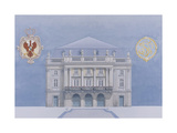 Bayreuth Premium Giclee Print by Andras Kaldor