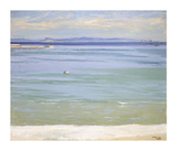 Tangier Bay Premium Giclee Print by Sir John Lavery
