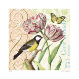 Floral Bliss II Impression giclée par Paula Scaletta