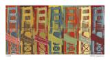 Golden Gate Limitierte Auflage von M.J. Lew