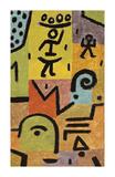 Zitronen Premium Giclee Print by Paul Klee
