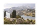 Isand Lake II Edition limitée par Donald Paulson