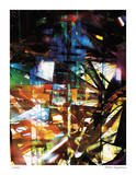 Abstract Reflection 2 Giclee Print by Stephen Donwerth