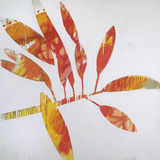 Tropical Landscape II Posters by Brenda Bredvik
