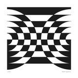 Op Circles I Impression giclée par Paula Scaletta
