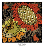 Sunflower Series 37 Prints by Ouida Touchon