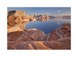 Lake Powell Eons of Time Giclee Print by Donald Paulson