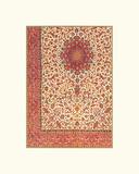 Middle Eastern Rug I Premium Giclee Print