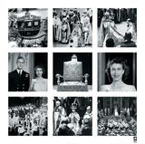 Queen's Coronation, 1953 Premium Giclee Print