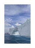Iceberg Arch Limited Edition by Donald Paulson
