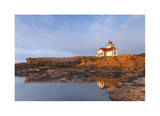 Patos Island Lighthouse III Limited Edition by Donald Paulson