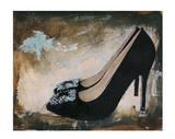 Shoe Box II Print by Andrea Stajan-ferkul