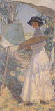 Lady Lavery Premium Giclee Print by Sir John Lavery