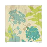 Modern Botanic I Limited Edition by Paula Scaletta
