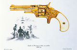 Smith & Wesson, 22 Calibre Premium Giclee Print by J. Pritchard