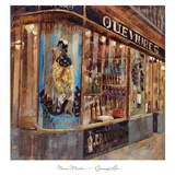 Gourmet Shop Prints by Noemi Martin
