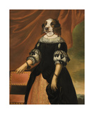Madam Moliere Premium Giclee Print by Thierry Poncelet