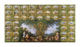 Rothschild Houses Premium Giclee Print by Jean-Marc Winckler