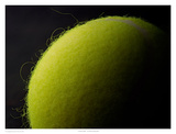 Tennis Ball Prints by Richard Reynolds