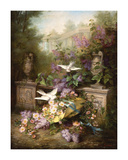 Still Life Premium Giclee Print by Jeanne Gauthier