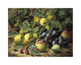 Country Still Life I Premium Giclee Print by Oliver Clare