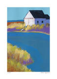 Boathouse on the Sound Giclee Print by Gale McKee