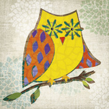 Who's Hoo II Prints by Tandi Venter