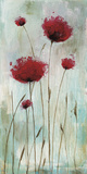 Splash Poppies I Prints by Catherine Brink